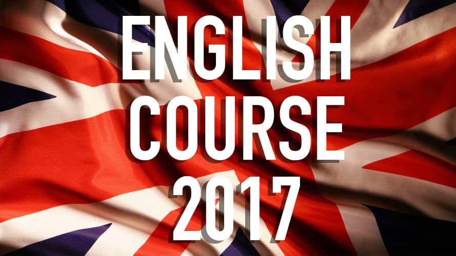 Corso di Inglese 2017 Autunnale